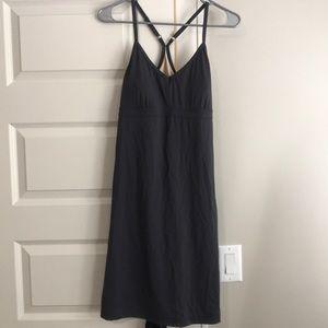 Athleta grey dress size M